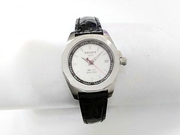 TISSOT(ティソ) 腕時計美品  P830/930 レディース 社外ベルト シルバー