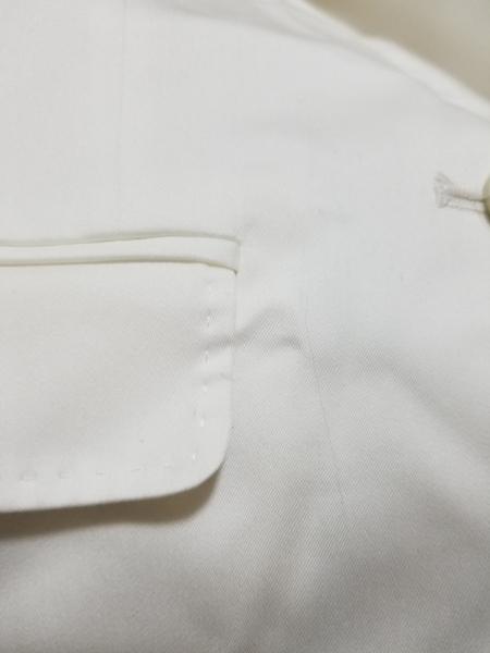 CdeC COUP DE CHANCE(クードシャンス) ジャケット サイズ38 M レディース美品  白