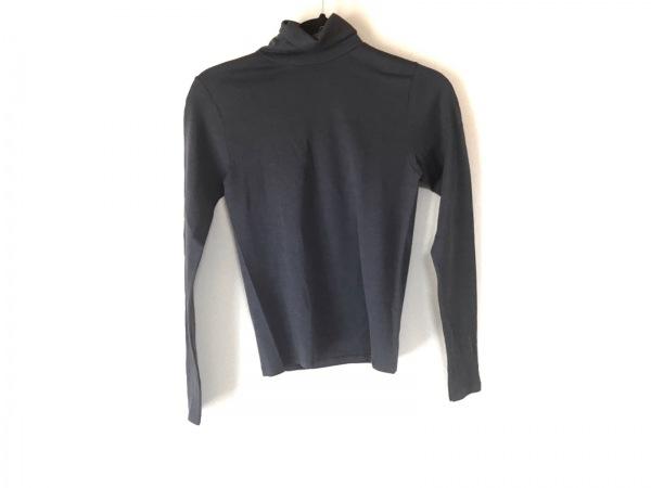 マックスマーラ 長袖Tシャツ レディース美品  ダークグレー bodywear/タートルネック