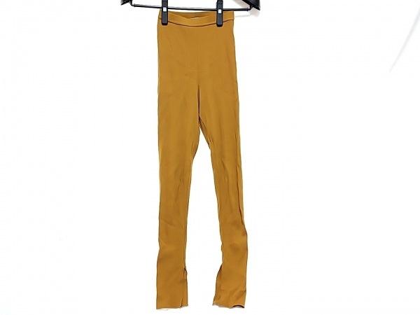 AURALEE(オーラリー) パンツ サイズ1 S レディース美品  ライトブラウン