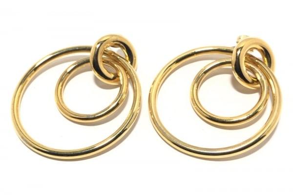 AGATHA(アガタ) ピアス 金属素材 ゴールド