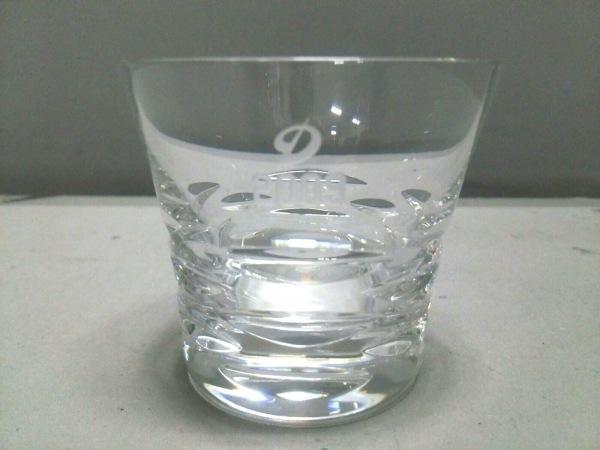 Baccarat(バカラ) 食器新品同様  ローラタンブラー クリア ×ドラゴンズ/グラス/2009