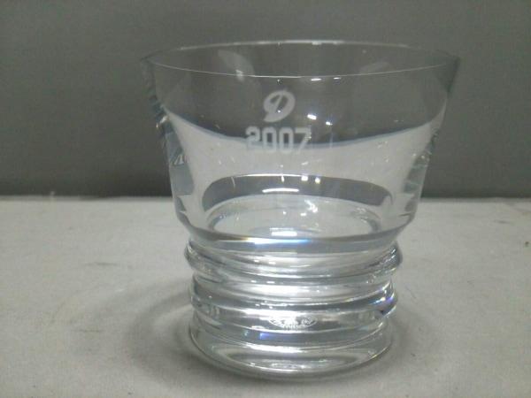 バカラ 食器新品同様  ベガ クリア ×ドラゴンズ/グラス/2007 クリスタルガラス