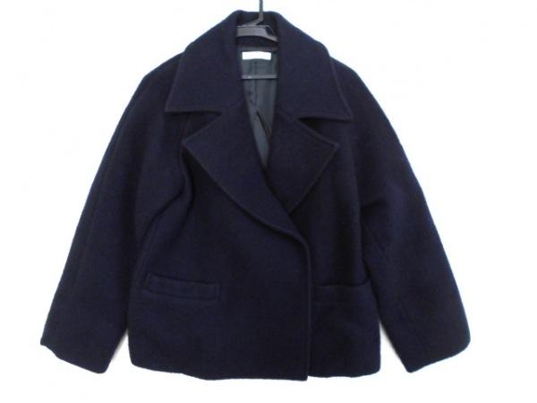EPOCA(エポカ) Pコート サイズ40 M レディース ネイビー 冬物