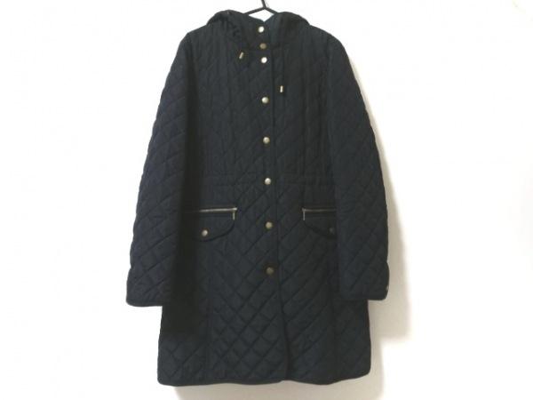 JUNKO SHIMADA(ジュンコシマダ) コート サイズ15 L レディース美品  黒