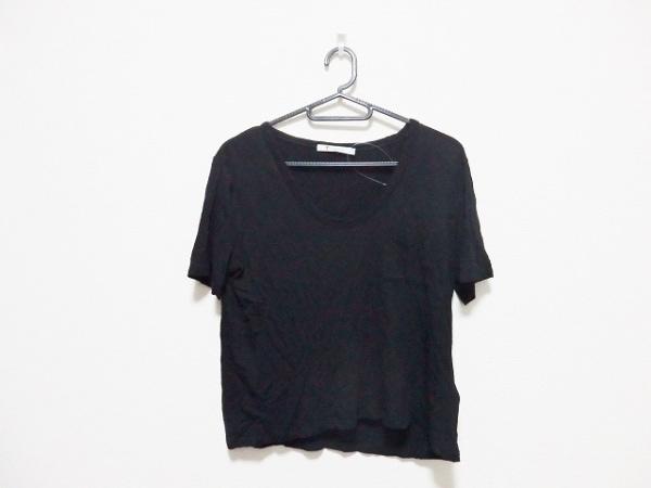 TbyALEXANDER WANG(アレキサンダーワン) 半袖Tシャツ サイズXS レディース 黒