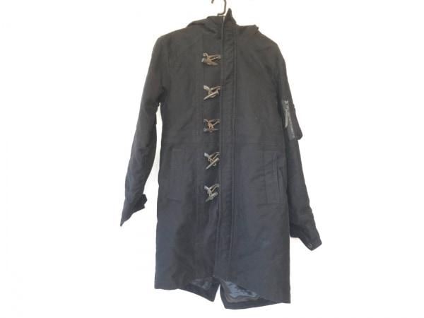 ROBERTGELLER(ロバートゲラー) ダッフルコート サイズ48 XL メンズ 黒 冬物