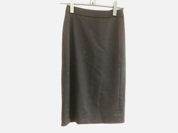 ダイアン・フォン・ファステンバーグ・スタジオ スカート レディース美品  黒