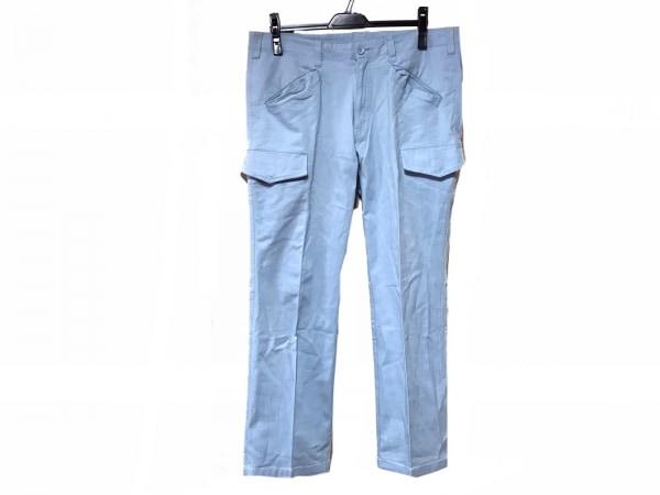 PEARLY GATES(パーリーゲイツ) パンツ サイズ7 メンズ美品  ライトブルー