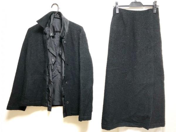 ALAIN MIKLI(アランミクリ) スカートセットアップ レディース 黒