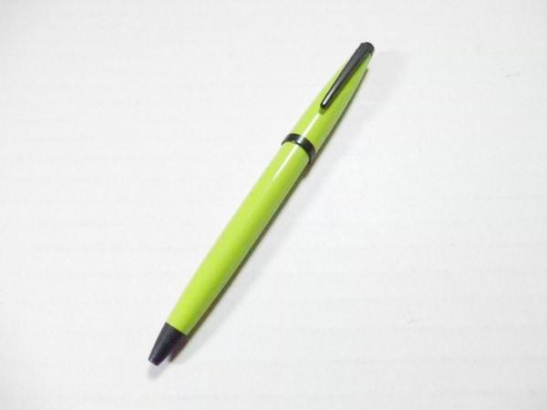 CROSS(クロス.) ボールペン ライトグリーン×黒 プラスチック