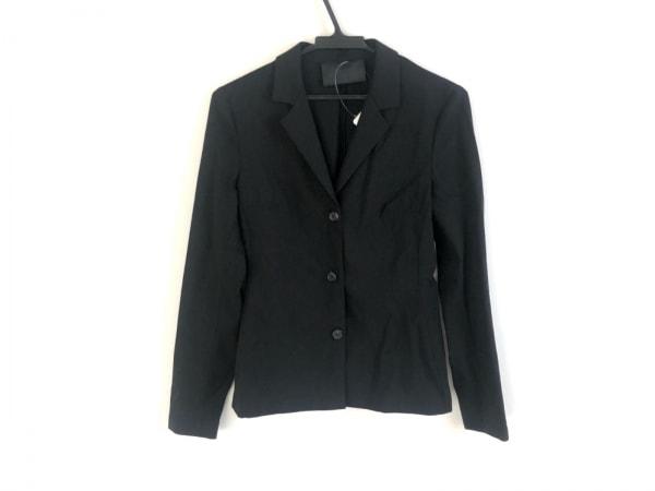 PRADA(プラダ) ジャケット サイズ40 M レディース美品  黒
