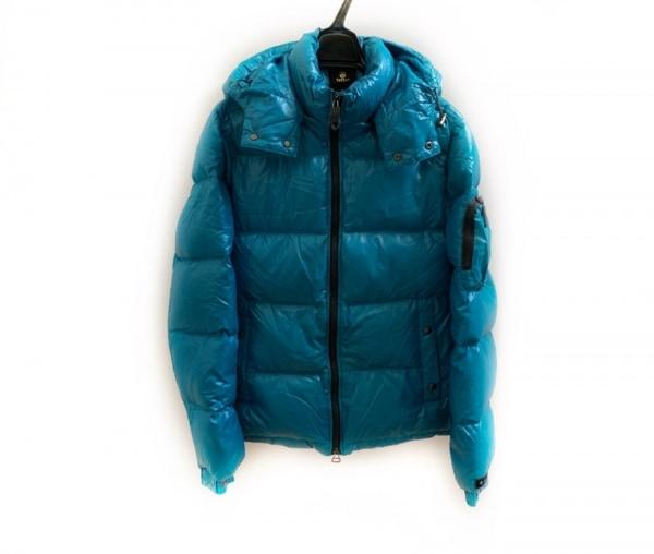 TATRAS(タトラス) ダウンジャケット サイズ03 L メンズ エメラルドグリーン 冬物