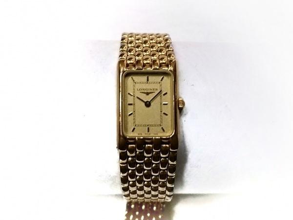 LONGINES(ロンジン) 腕時計 25662607 レディース ゴールド