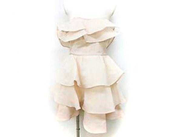 TED BAKER(テッドベイカー) ドレス サイズ3 L レディース ベージュ