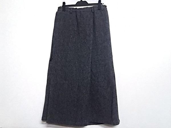 yohjiyamamoto(ヨウジヤマモト) スカート サイズ1 S レディース美品  グレー