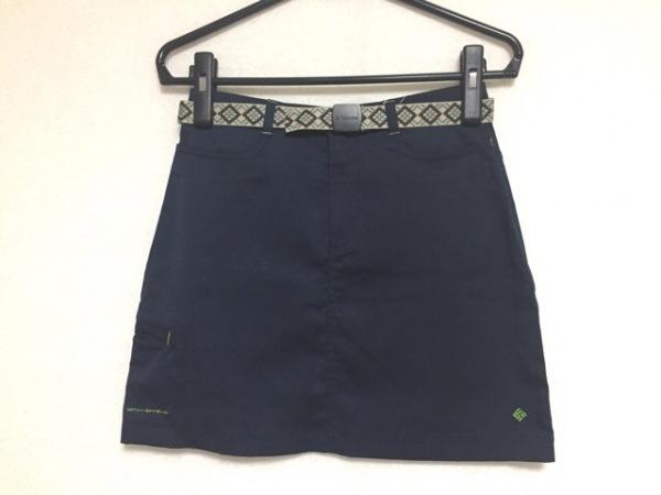 columbia(コロンビア) ミニスカート サイズS レディース美品  ダークネイビー