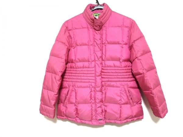 LEONARD(レオナール) ダウンジャケット サイズL レディース ピンク SPORT/冬物