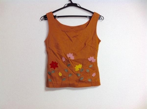 Sybilla(シビラ) ノースリーブTシャツ レディース ブラウン