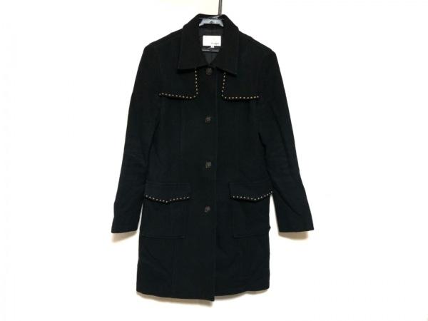 Rouge vif(ルージュヴィフ) コート サイズ2 M レディース 黒 冬物