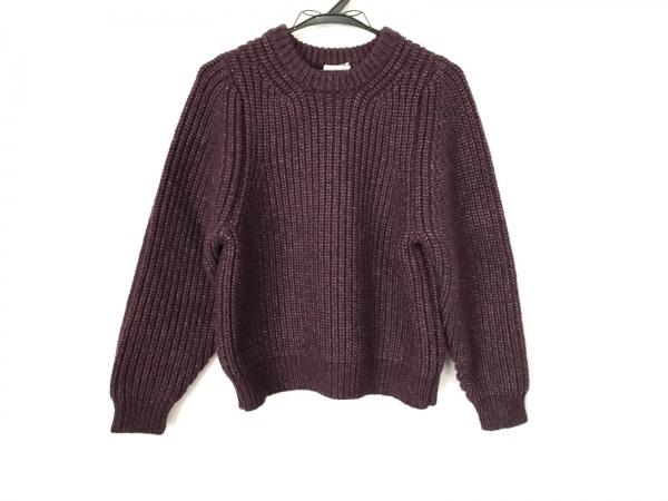 demylee(デミリー) 長袖セーター サイズXS レディース ボルドー
