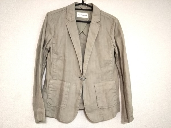 LAMARINEFRANCAISE(マリンフランセーズ) ジャケット サイズ2 M レディース グリーン