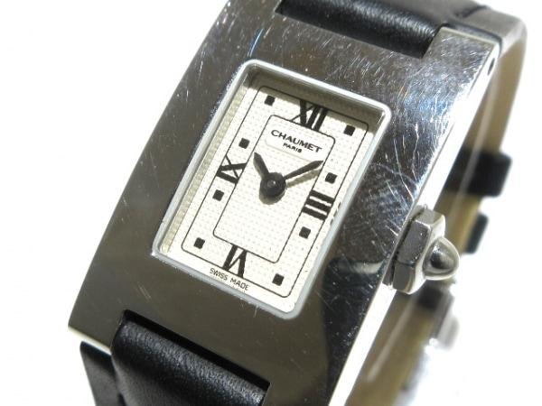 CHAUMET(ショーメ) 腕時計 スティルレクタングル - レディース ベージュ