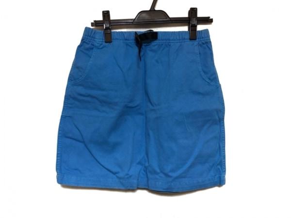 Gramicci(グラミチ) スカート サイズM レディース ブルー