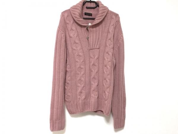 CORNELIANI(コルネリアーニ) 長袖セーター レディース美品  ピンク