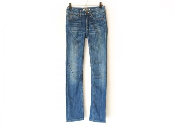 AcneJeans(アクネジーンズ) ジーンズ サイズ24 レディース ブルー