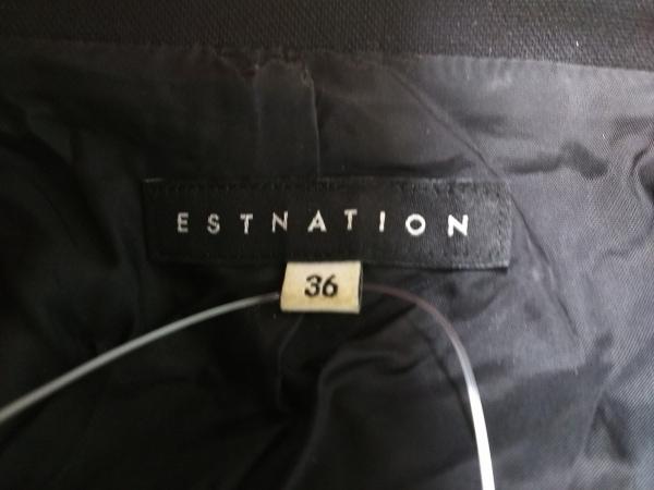 ESTNATION(エストネーション) ジャケット サイズ36 S レディース 黒 3
