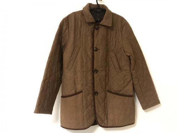 BEAMS(ビームス) コート サイズL メンズ美品  ブラウン 春・秋物