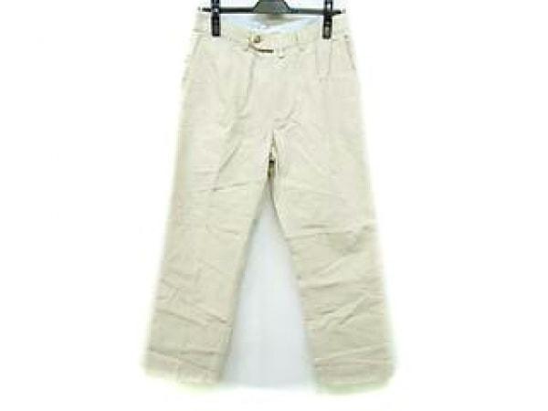 ErmenegildoZegna(ゼニア) パンツ サイズ44 L メンズ アイボリー