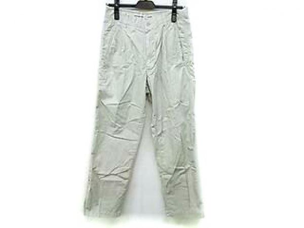 ErmenegildoZegna(ゼニア) パンツ サイズXS46 メンズ アイボリー