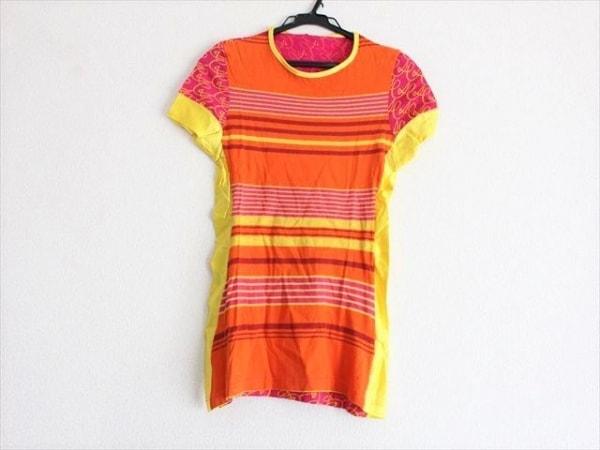 クリスチャンラクロワ 半袖Tシャツ サイズM レディース美品  ボーダー