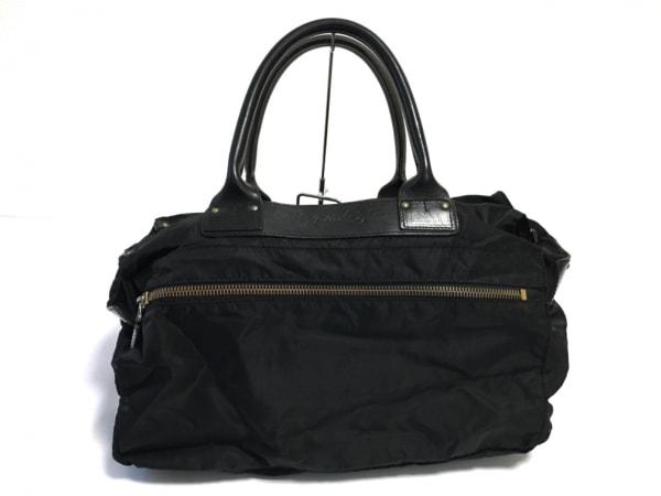 Felisi(フェリージ) ハンドバッグ - P4 黒 ナイロン×レザー