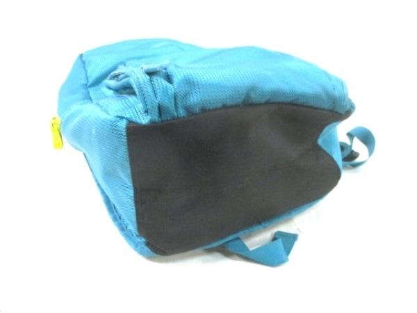 Hurley(ハーレー) リュックサック ブルー×黒×イエロー ポリエステル