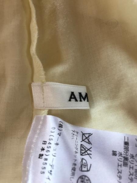 AMIW(アミウ) チュニック サイズ38 M レディース美品  アイボリー