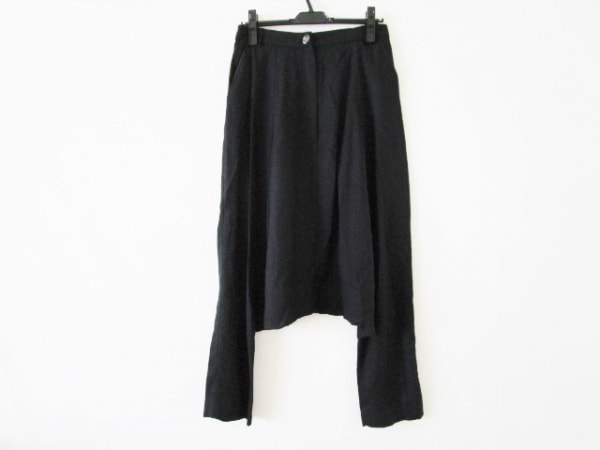 ヴィヴィアンウエストウッドレッドレーベル パンツ サイズ2 M レディース美品  黒