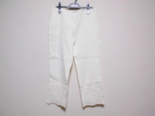 BLUMARINE(ブルマリン) パンツ サイズ42 M レディース アイボリー