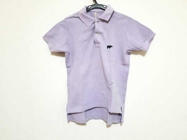 SCYE(サイ) 半袖ポロシャツ サイズ38 M レディース美品  パープル