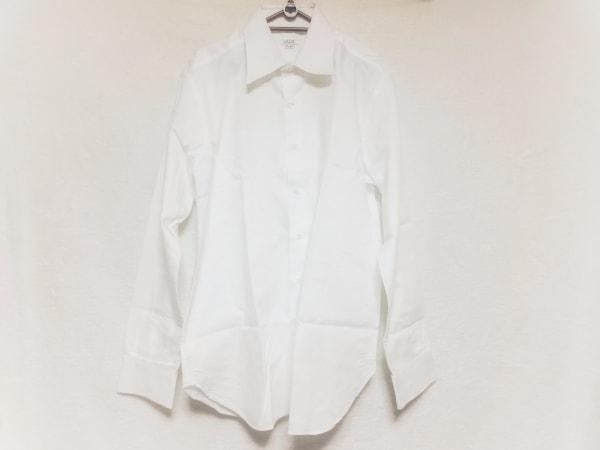 ORIAN(オリアン) 長袖シャツ サイズ42 L メンズ美品  白