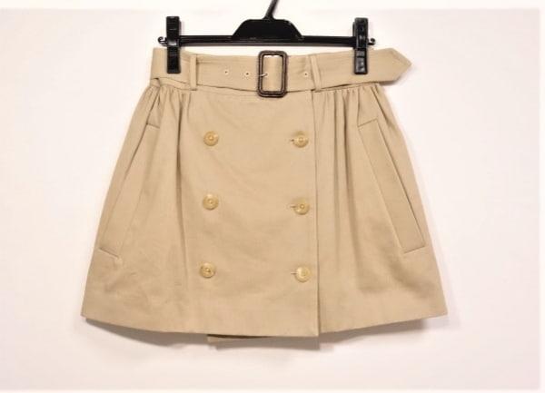 オープニングセレモニー 巻きスカート サイズS レディース ダークグリーン