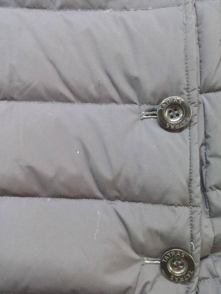 TATRAS(タトラス) ダウンコート サイズ02 M レディース LTA14A4288 黒 ベルト付/冬物