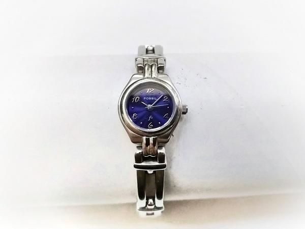 FOSSIL(フォッシル) 腕時計 ES-9174 レディース 黒