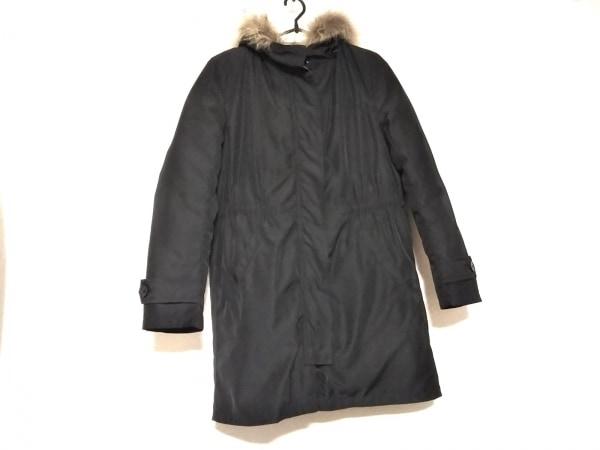 PROFILE(プロフィール) ダウンコート サイズ38 M レディース 黒 冬物