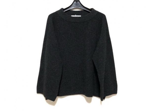 PLAIN PEOPLE(プレインピープル) 長袖セーター サイズ3 L レディース ダークグレー