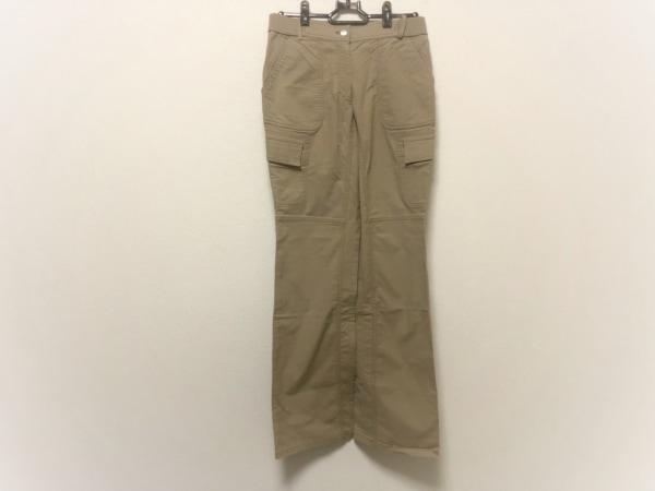 Adabat(アダバット) パンツ サイズ38 M レディース美品  ベージュ
