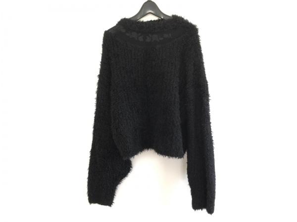 EATME(イートミー) 長袖セーター レディース美品  黒