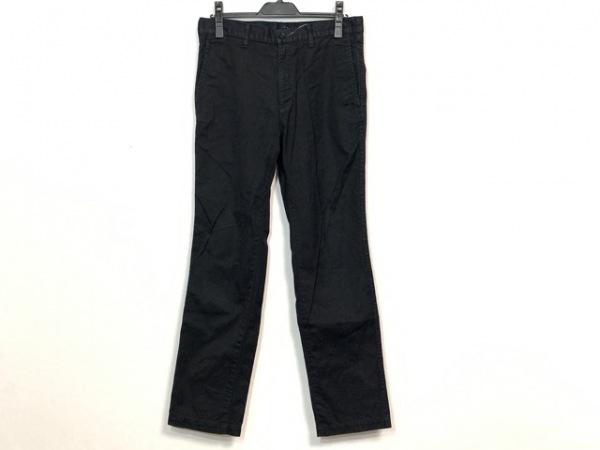 COMMEdesGARCONS HOMME(コムデギャルソンオム) パンツ サイズM メンズ美品  黒